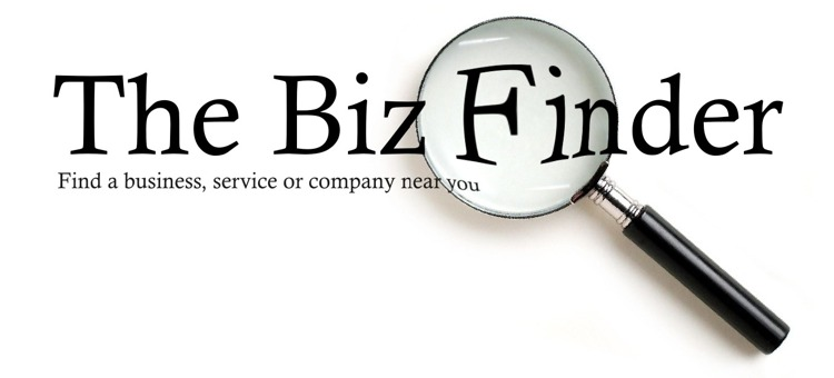 The Biz Finder, find a businesses near you.